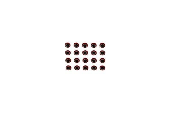 3D Pupillenaugen