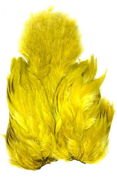 FlyOnly Deluxe Soft Hackle Patch Iight Banana (Batch #03)