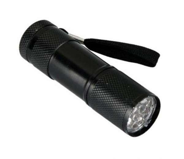 Multi LED UV flashlight